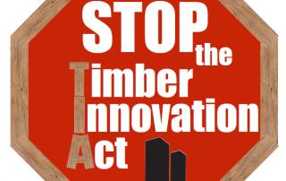 Stop the TIA logo