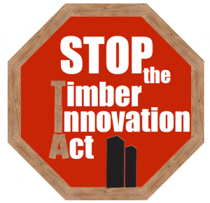 "SMA Hosts Webinar for ""Stop the Timber Innovation Act"" Coalition"