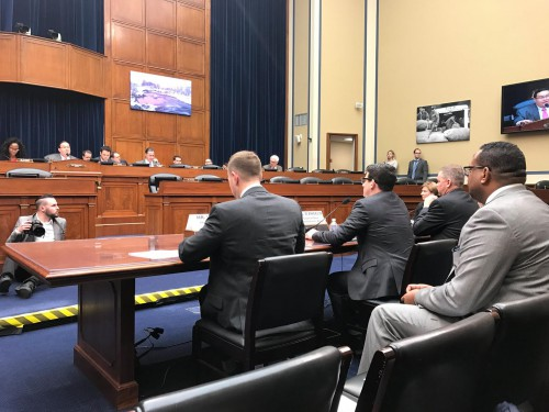 SMA Testifies at Congressional Hearing on Barriers to Infrastructure Development