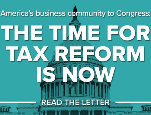 SMA Calls for Tax Reform