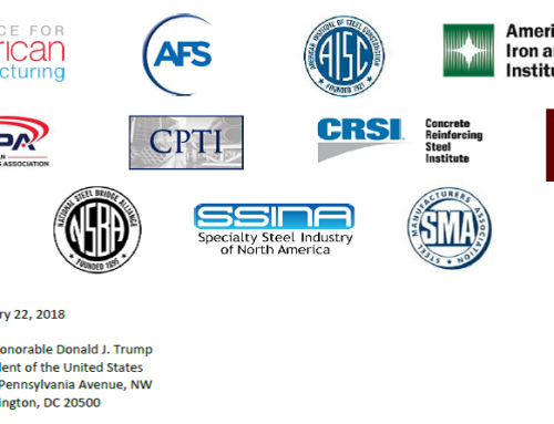 SMA joins industry groups calling on President to embrace strong Buy America requirements for infrastructure investment