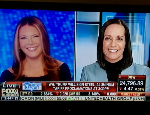 Barbara Smith, Chairman, President & CEO of CMC Interviewed on Fox
