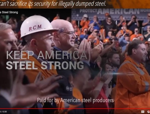 STEEL SECURES AMERICA #AmericaSteelStrong