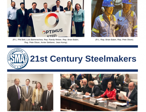 Advocating for 21st Century Steelmakers