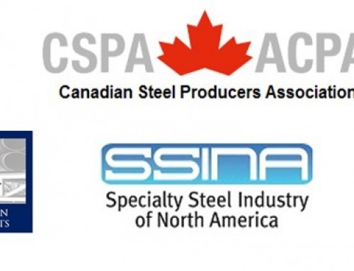 North American Steel Industry Celebrates Entry Into Force of the USMCA